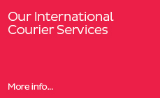 Our International Courier Services